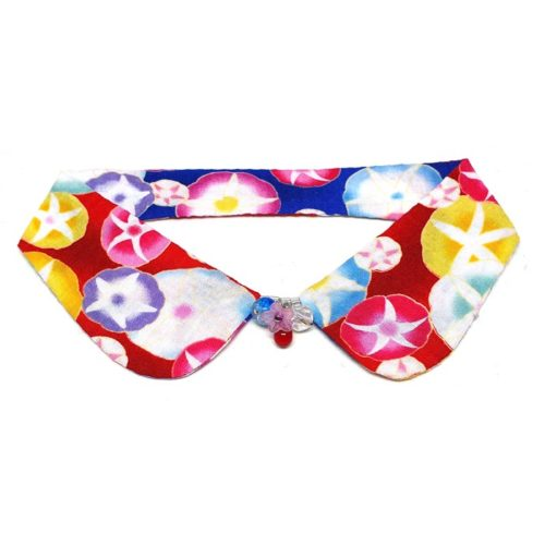 Morning Glory Reversible Decorative Collar