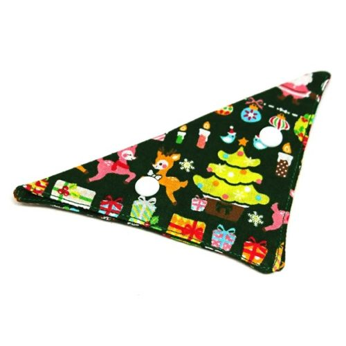 Christmas bandanas for cats & small dogs [2 designs]