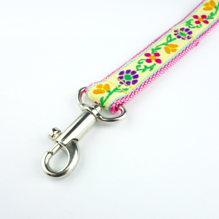 Spring Flowers – Leash for small to medium dogs